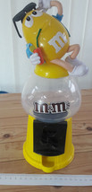 M&M's Yellow Chilled Out M&M Sweet/Candy/Chocolates Dispenser - $15.76