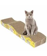 Cats Lounge 45x11x5cm Handmade Kitten Comfort Scratch Post Interactive P... - $7.91