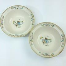 "International Tableworks Heartland Stoneware Japan 9"" Serving Bowl Farm ... - $25.48"