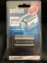 Braun 9000 Series -Pulsonic- Fits All 9000 Series Shavers (Pulsonic) - $50.00