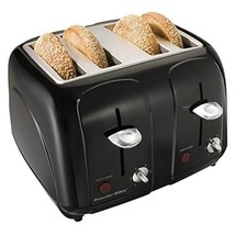 Proctor Silex Cool-Touch 4 Slice Toaster 24201 - $49.83