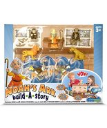 Noah's Ark Build A Story by BibleToys. Children's Playset with Noah and ... - $20.00