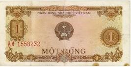 Viet Nam 1 Dong 1976 VN-80 - $2.99