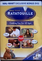 """Ratatouille - """"Cooking Fun for All Ages"""" - DVD - $7.00"""