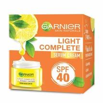 Garnier Skin Natural Light Complete White Speed Fairness Serum Cream, 45g - $12.19