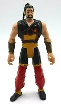 "1994 Kenner The Shadow Battle Shiwan Khan Action Figure 5"" - $7.99"
