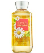 Bath and Body Works Love and Sunshine Shower Gel Body Wash Soap - $10.40