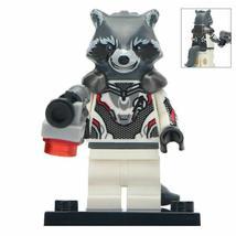 Rocket Racoon (Quantum Realm Exploration Suit) Avengers Endgame Lego Minifigures - $2.99