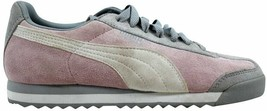 Puma Roma Pigskin EXT Cradle Pink/Vapor Blue-White 341959 17 Women's Size 9 - $50.00