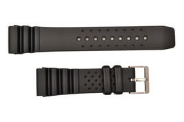 20mm Divers Watch Band Plastic FOR Citizen  or any 20mm heavy watch strap - $12.95