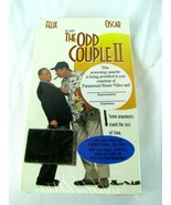 """The Odd Couple II"" VHS Full Length Screening Promotional Demo Tape New ... - $19.75"