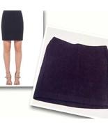 GAP 1969 Ladies Women's Dark Wash Denim A Line Mini Skirt Size 28 / 6 NWOT - $20.00