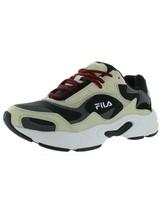 Fila BLACK MULTI Luminance Low-Top Sneakers, US 8 Medium - $41.58