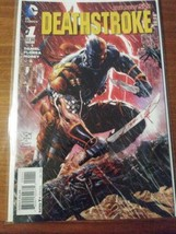 New 52 Deathstroke December 2014 - $9.89