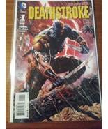 New 52 Deathstroke December 2014 - $9.89