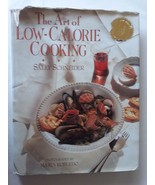The Art of Low-Calorie Cooking Hardcover 1990 - $9.89
