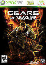 Gears of War (Microsoft Xbox 360, 2006, *Game DISC ONLY*) Ships in 12 ho... - $7.51