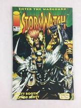 Stormwatch #4 August 1993 Comic Book Image Comics - $8.59