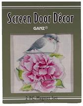 Gnz 3 Inch Wild Bird Metal Screen Door Saver Magnet Set, Choice of Bird ... - $8.12