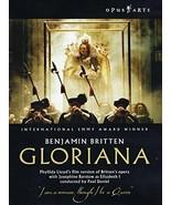 Britten - Gloriana / Josephine Barstow, Tom Randle, Emer [DVD] - $45.55