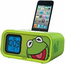 IHome Muppets Dual Alarm Clock Speaker System for iPod - $40.58