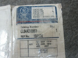 CL04A310MN GENERAL ELECTRIC CONTACTOR  image 4