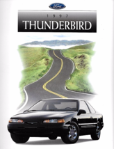 1997 Ford THUNDERBIRD sales brochure catalog US 97 LX Sport - $8.00