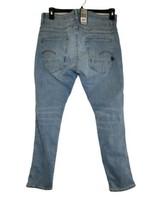 G-Star Raw Mens D Staq Slim Fit Jeans Straight Leg Button Fly W33 L32 New - $84.65