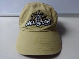 Vintage 2007 NHL All Star Game Dallas TX Adjustable Strap  Hat OSFA Twin... - $20.99