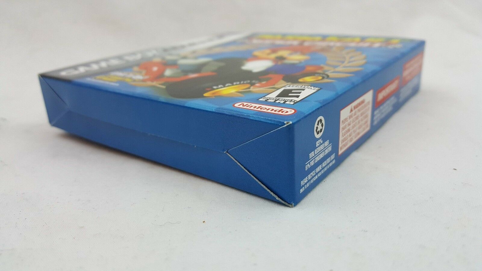 Mario Kart Super Circuit (Nintendo Game Boy Advance, 2001) GBA w/ Manual and Box