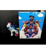 The New Day Riding Unicorn WWE Loot Crate Exclusive Figure Booty-ful Mom... - $15.83