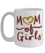 Mother Of Girls (MOG) - Big 15 oz Coffee Mug  - £13.07 GBP