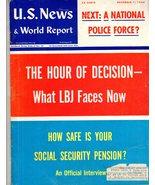 U. S. News & World Report Magazine, December 7, 1964 - $5.00