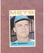 1964 Topps high # 527 Larry Bearnarth New York Mets - $3.99