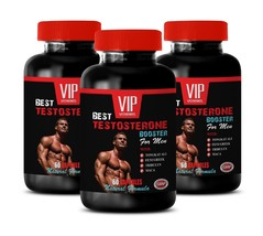 Natural Testosterone Booster - Best Testosterone Booster 3B- Ginseng Complex - $37.36