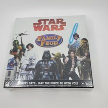 Star Wars Disney Family Feud Trivia Game New In Box Board Game Age 6+.  - $20.00