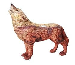 Pacific Giftware The Wolf Spirit Collection Grand Canyon Wolf Spirit Collectible - $21.99
