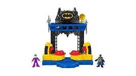 Fisher-Price Imaginext DC Super Friends, Battle Batcave - $62.00