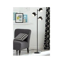 Floor Lamp Lighting Modern Adjustable Metal Standing 3 Light Reading Hom... - $92.74