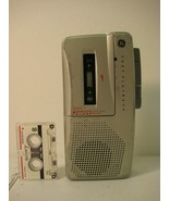 Microcassette Voice Recorder GE General Electric 3-5375A AVR - Works - $8.43