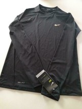 Nike Swim Dri Fit Swim Top Size X Small image 1
