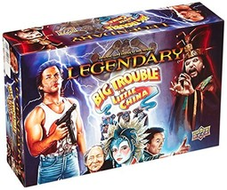 Upper Deck Legendary Big Trouble In Little China Board Game - $58.54