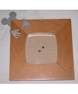 """Disney Metal Mickey Mouse Wooden 6"""" x 4"""" Photo / Picture Frame Free Ship... - $19.79"""