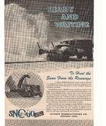 1945 Klauer Manufacturing Co. Advertisement Dubuque, Iowa - $20.00