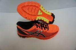 ASICS Mujer Atletismo Zapatos Gel Quantum 360CM Flash Coral Negro Talla ... - $155.93