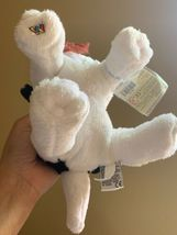 """Webkinz Jack Russell Terrier HM168 Soft Plush Animal Ganz W Code Tag 11"""" Used image 5"""