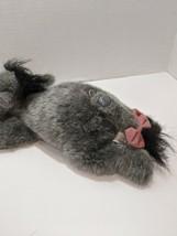 RARE Eeyore Disney Plush Stuffed Animal Removable Tail Gray Toy - $18.80