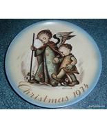Vintage Schmid 1974 Christmas Sister Berta Hummel The Guardian Angel Pla... - $19.39