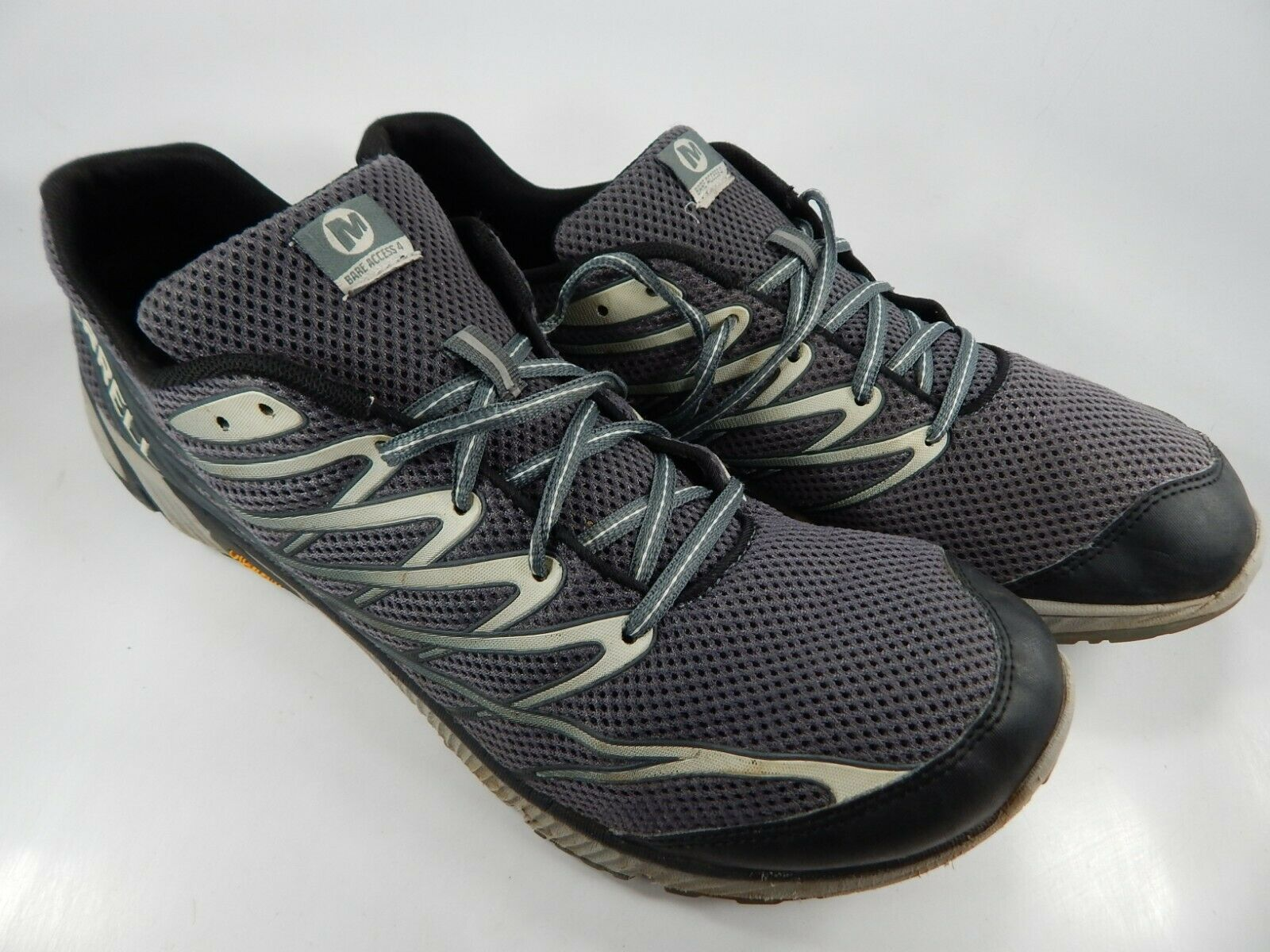 Merrell Bare Access 4 Misure USA 15 M (D) Eu 50 Uomo Scarpe da Corsa Trail