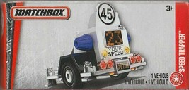 """Matchbox """"Speed Trapper"""" , New in box & sealed , 2017 Size: 2"""" x 1-1/2"""" - $4.95"""